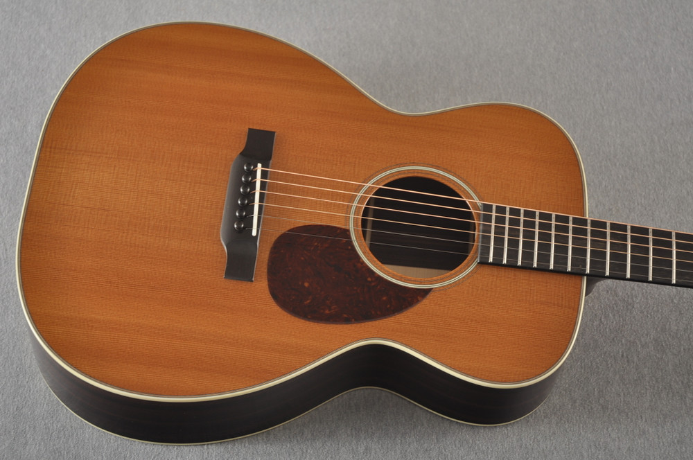 Bourgeois Generation OM Orchestra Professional Sitka Rosewood - View 9
