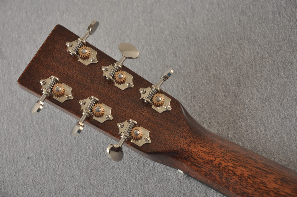 Bourgeois Generation OM Orchestra Professional Sitka Rosewood - View 10