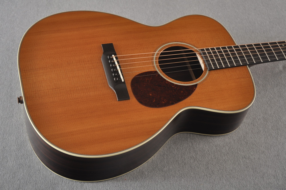 Bourgeois Generation OM Orchestra Professional Sitka Rosewood