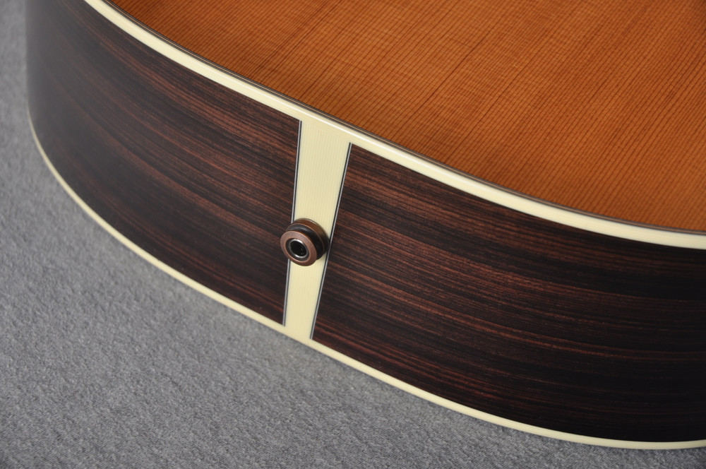 Bourgeois Generation OM Orchestra Professional Sitka Rosewood - View 13