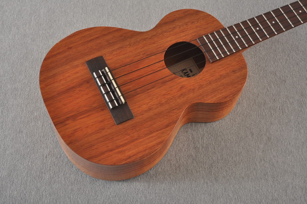 Kamaka Long Neck Tenor Ukulele HF-3L - Hawaiian Koa - 192643