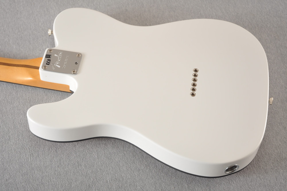Fender American Telecaster Thinline Ltd Edition - Fiesta Red - View 5