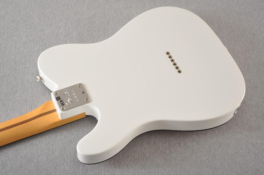 Fender American Telecaster Thinline Ltd Edition - Fiesta Red - View 7