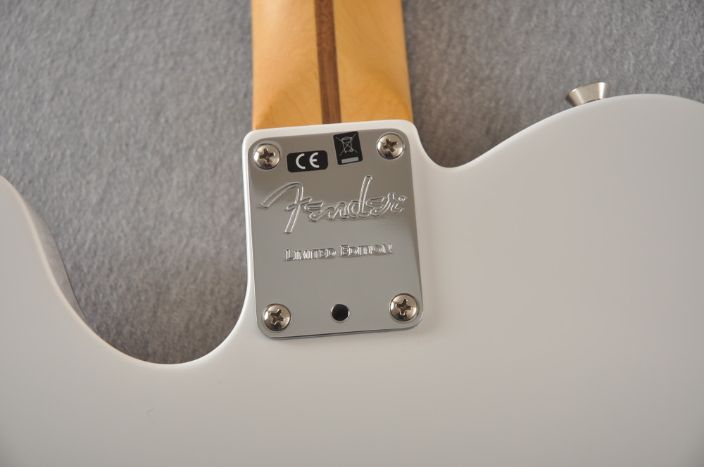 Fender American Telecaster Thinline Ltd Edition - Fiesta Red - View 9