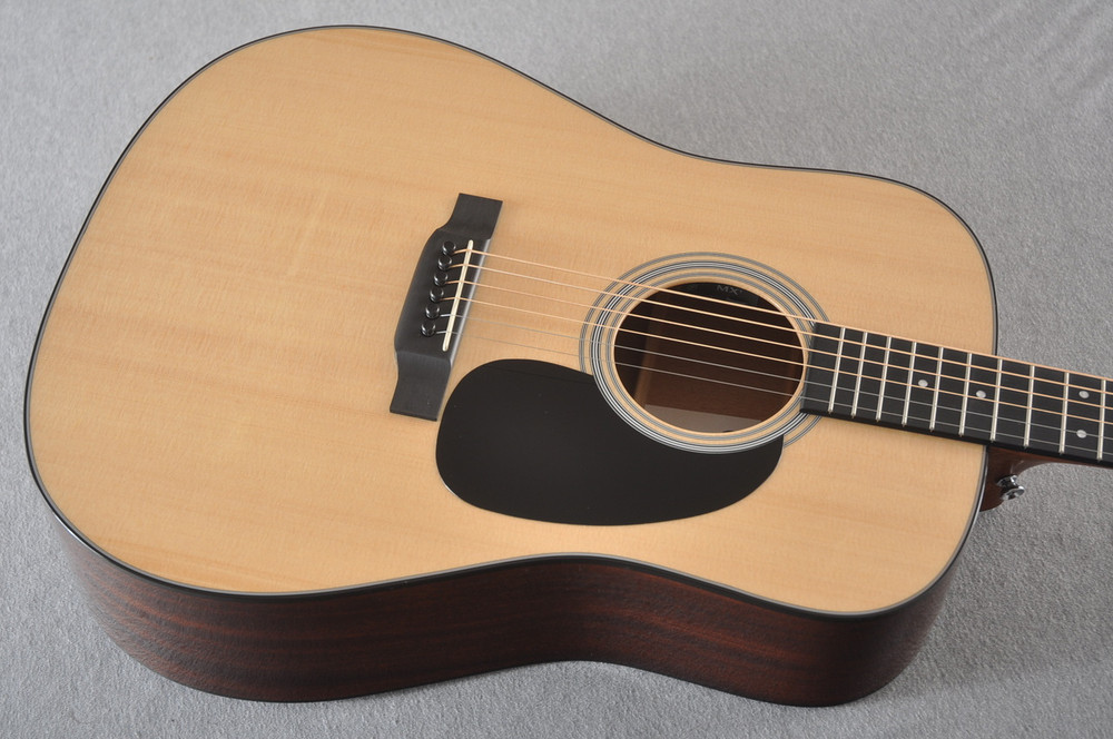 Martin Road Series - Acoustic Electric Guitar - D-12E - 2268241 - View 7