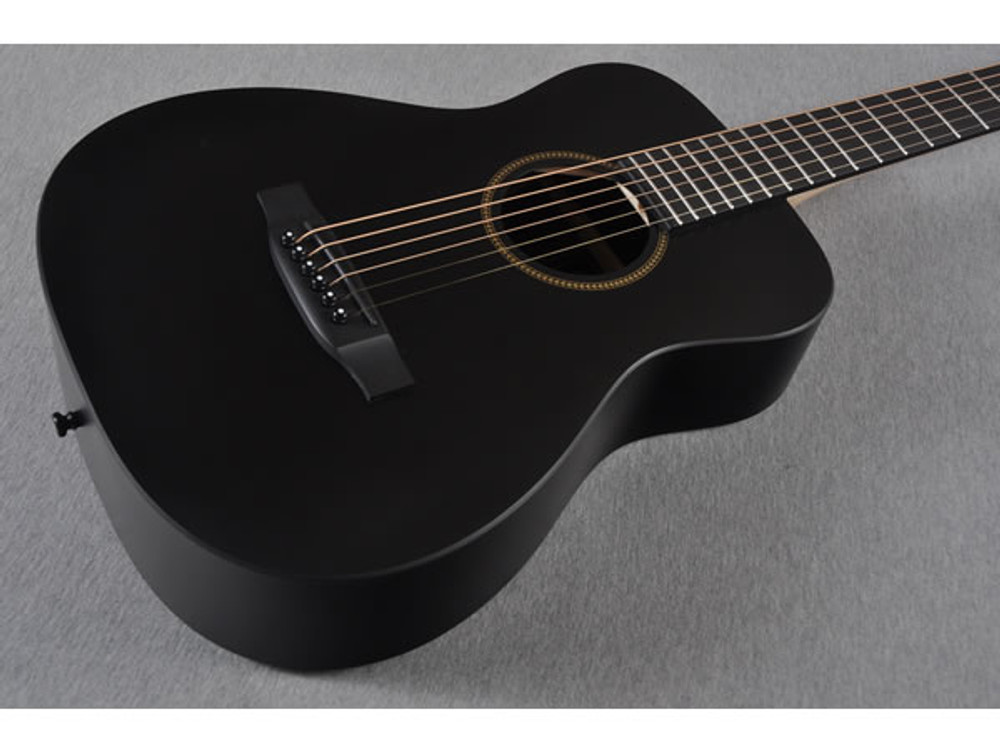 Little Martin LX Black Acoustic Guitar
