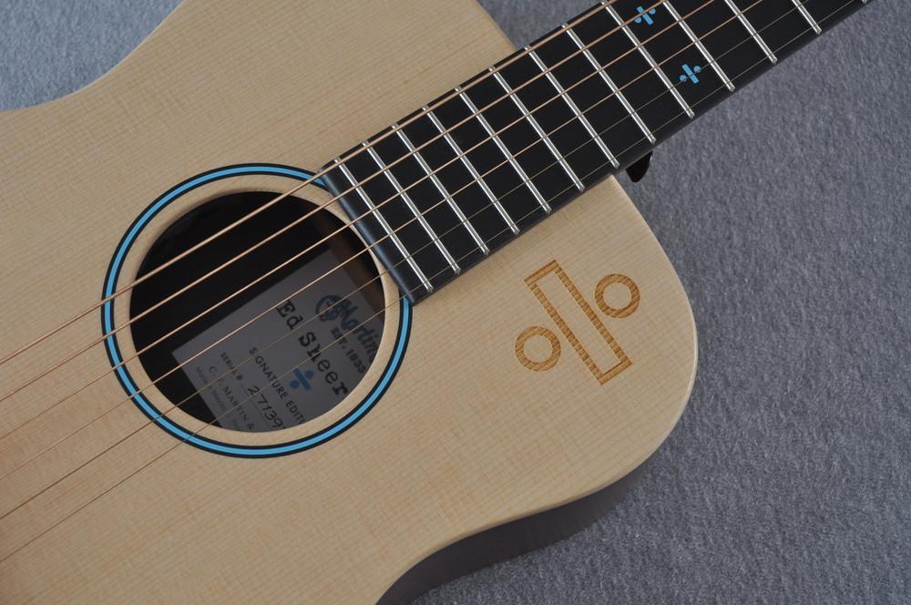 Martin Ed Sheeran 3 Signature Edition Acoustic Guitar - View 2