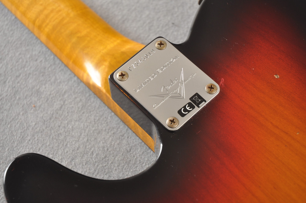 Fender Custom Shop Limited Edition 60's Telecaster Thinline - View 11