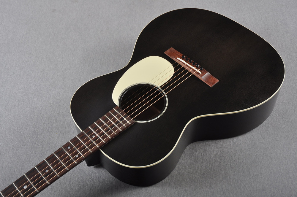Martin 00L-17 Black Smoke Acoustic Guitar #1978937 - Reverse Beauty