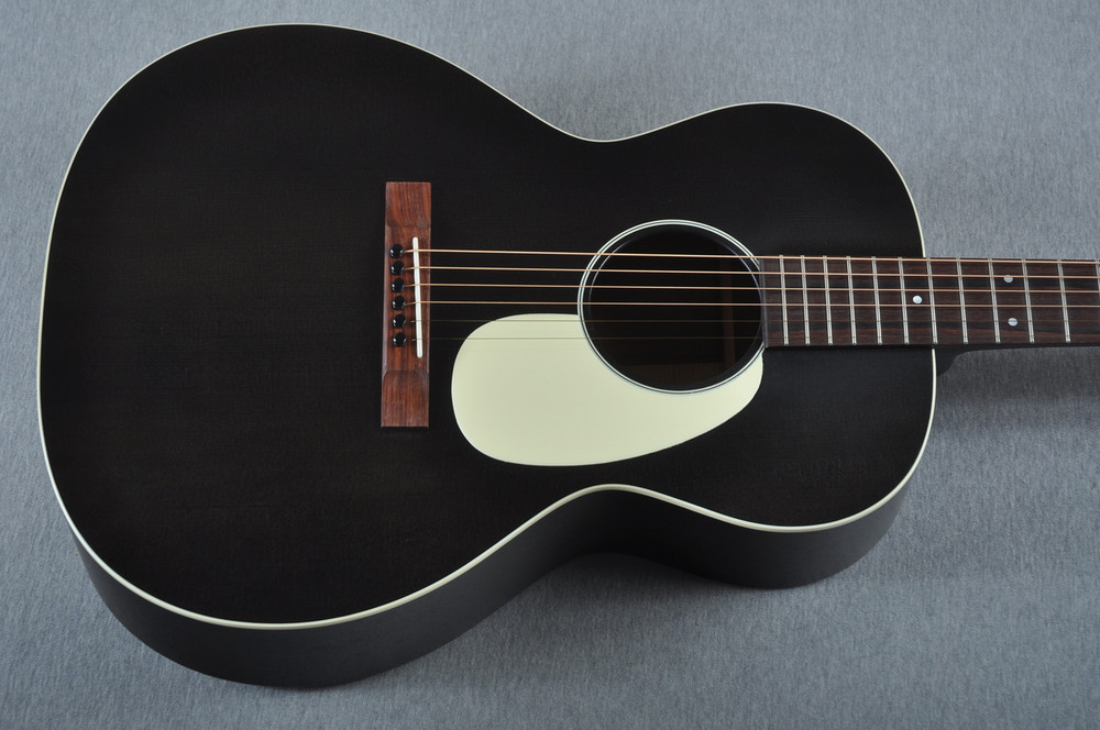 Martin 00L-17 Black Smoke Acoustic Guitar #1978937 - Top