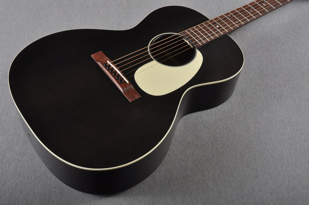 Martin 00L-17 Black Smoke Acoustic Guitar #1978937 - Beauty