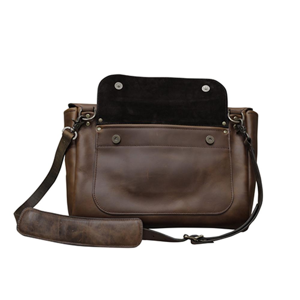Martin 18N0287 Calhoun Style Messenger Bag - Laptop Case - View 2