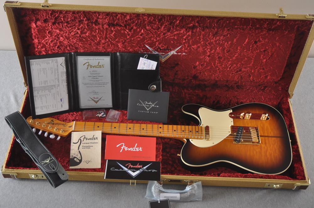 Fender Custom Shop Merle Haggard Telecaster 6 lbs 14.5 ozs - View 2