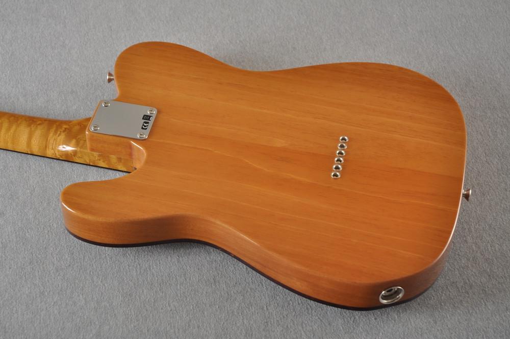 Fender Custom Shop Telecaster Thinline Artisan Cocobolo 7.44 lbs - View 6