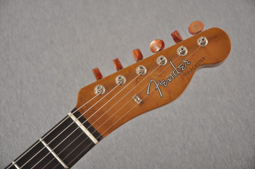 Fender Custom Shop Telecaster Thinline Artisan Cocobolo 7.44 lbs - View 4