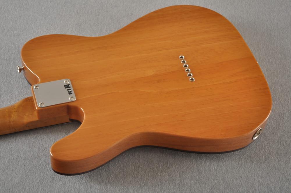 Fender Custom Shop Telecaster Thinline Artisan Cocobolo 7.44 lbs - View 12