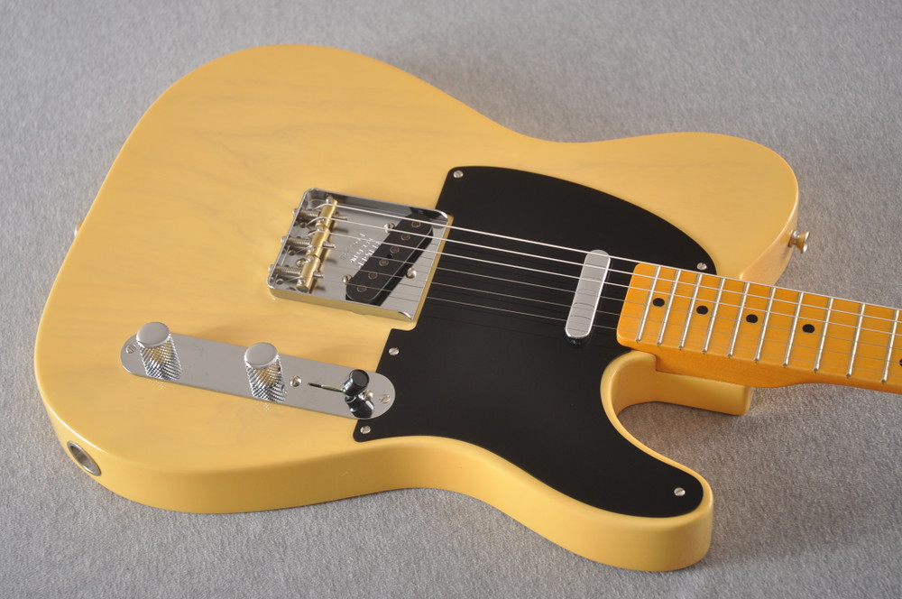 Fender Custom Shop Esquire Telecaster Vintage 1950 Double Pickup - View 6