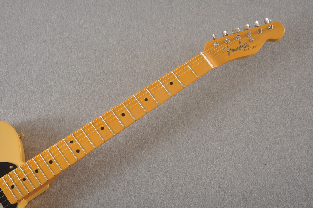 Fender Custom Shop Esquire Telecaster Vintage 1950 Double Pickup - View 8
