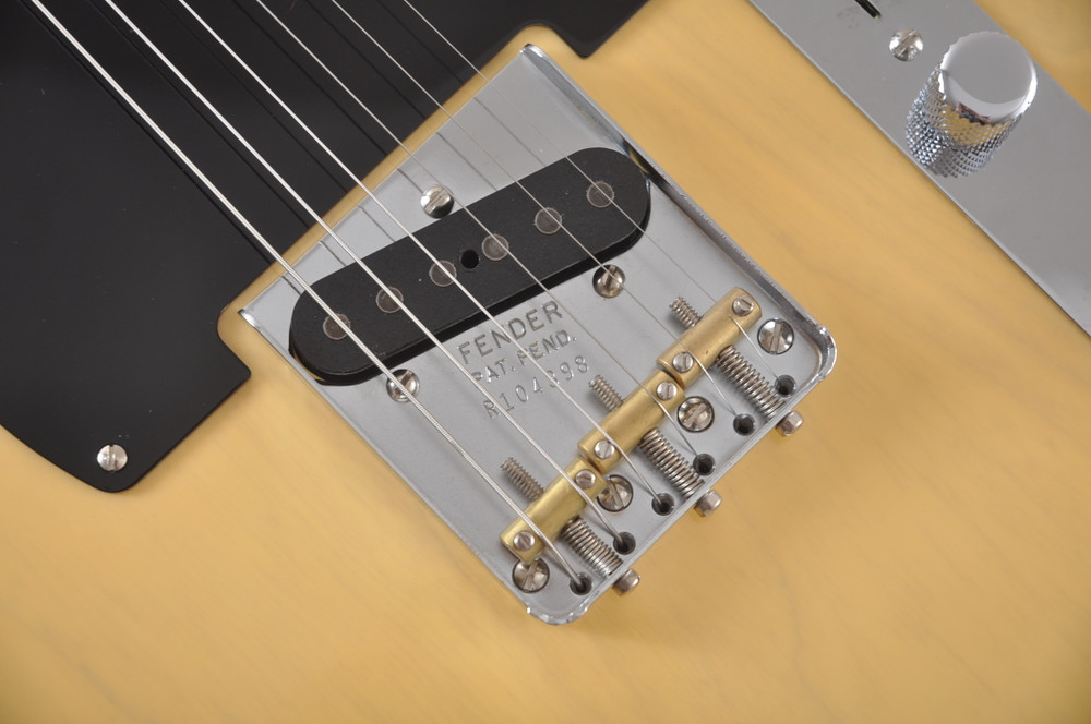 Fender Custom Shop Esquire Telecaster Vintage 1950 Double Pickup - View 11