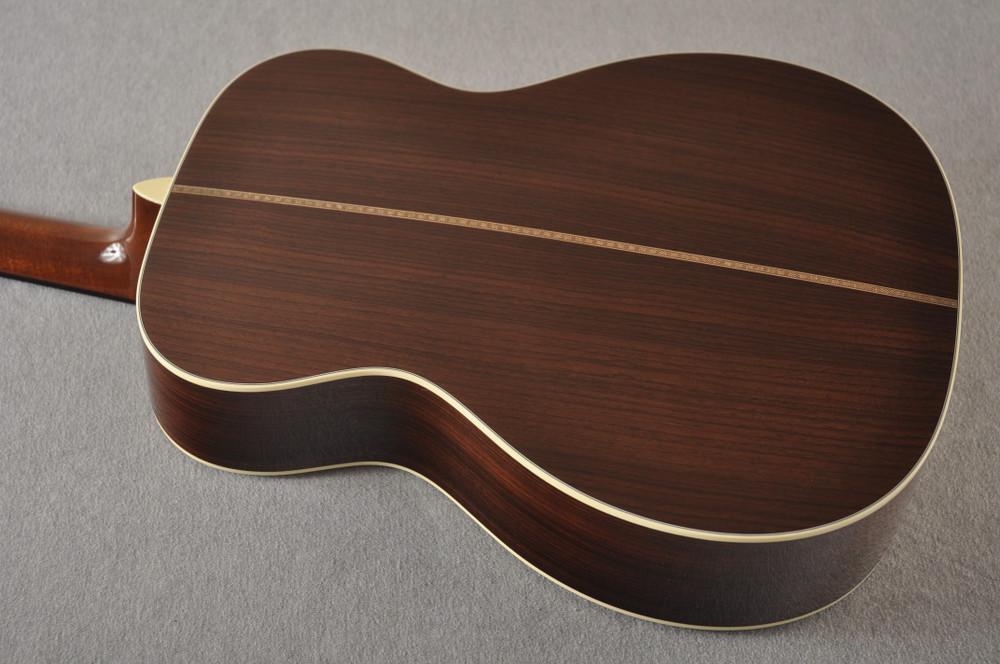 Martin 000-28EC Sunburst Eric Clapton Acoustic Guitar #2245837 - Back Angle