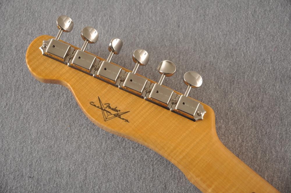 Fender Nocaster Custom Shop 51 NOS - Cobalt Blue - 6 lbs 9.8 ozs - View 3