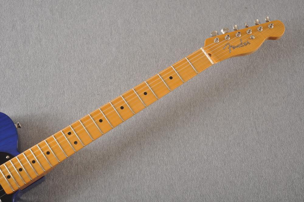 Fender Nocaster Custom Shop 51 NOS - Cobalt Blue - 6 lbs 9.8 ozs - View 4