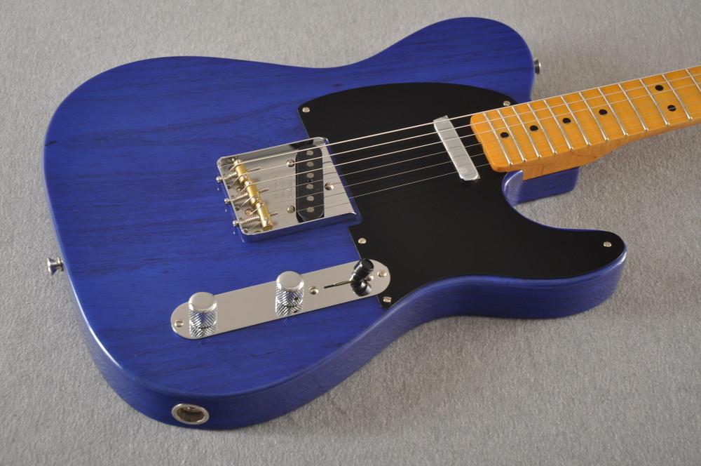 Fender Nocaster Custom Shop 51 NOS - Cobalt Blue - 6 lbs 9.8 ozs