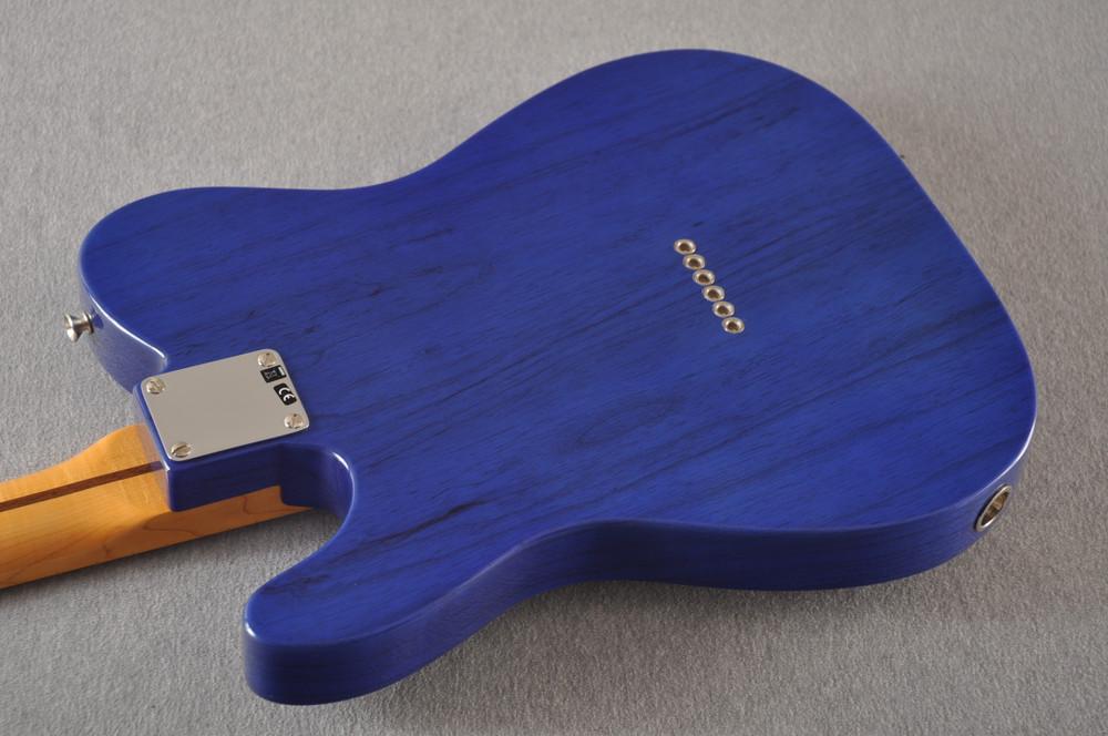 Fender Nocaster Custom Shop 51 NOS - Cobalt Blue - 6 lbs 9.8 ozs - View 9