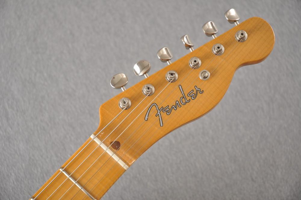Fender Nocaster Custom Shop 51 NOS - Cobalt Blue - 6 lbs 9.8 ozs - View 5