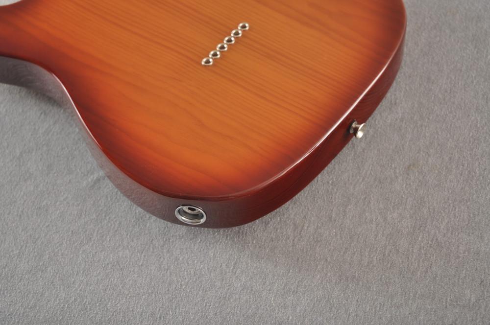 Fender American Professional II Telecaster Sienna Sunburst - View 8