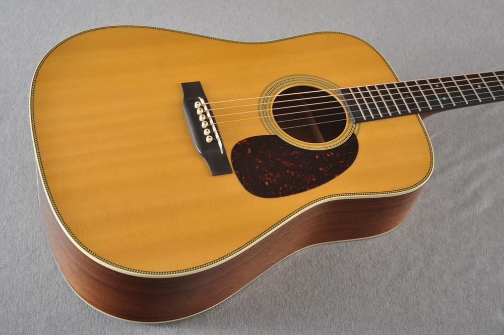 Martin Custom HD Dreadnought Style 28 Honduran Rosewood #2023297 - Beauty