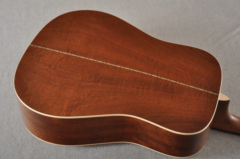 Martin Custom NAMM Figured Sinker Mahogany Dread 18 #2293406 - Back View 4