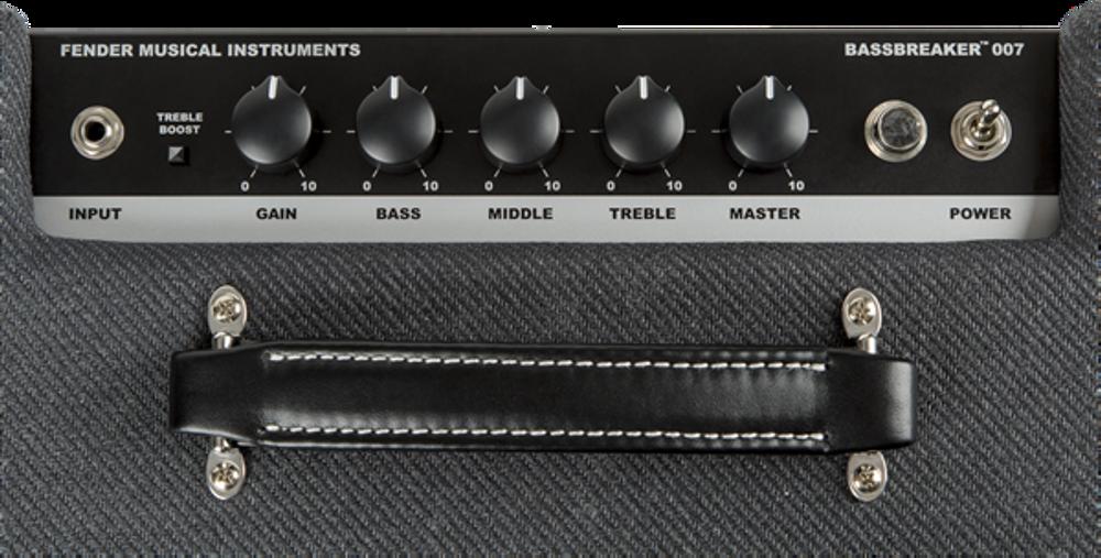 Fender Bassbreaker 007 Combo Guitar Amplifier - 7 Watts Tube Amp - View 2
