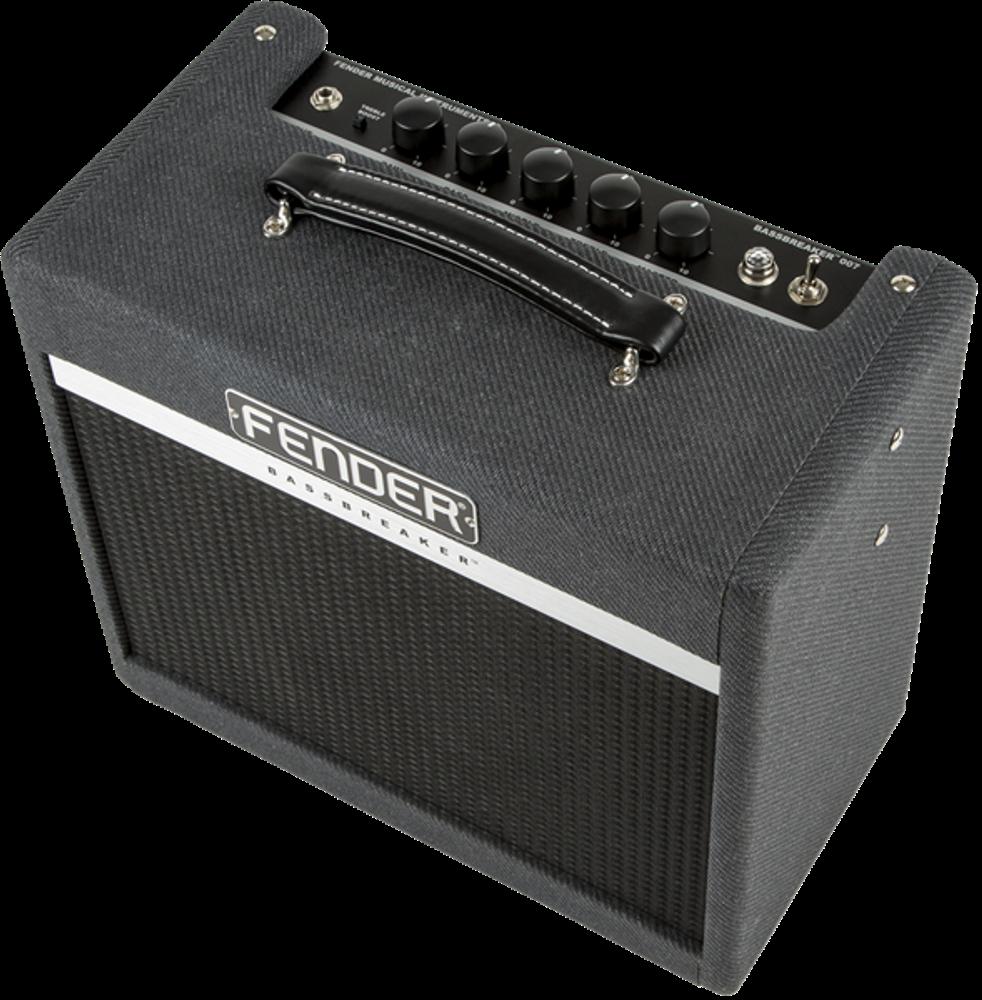 Fender Bassbreaker 007 Combo Guitar Amplifier - 7 Watts Tube Amp - View 6