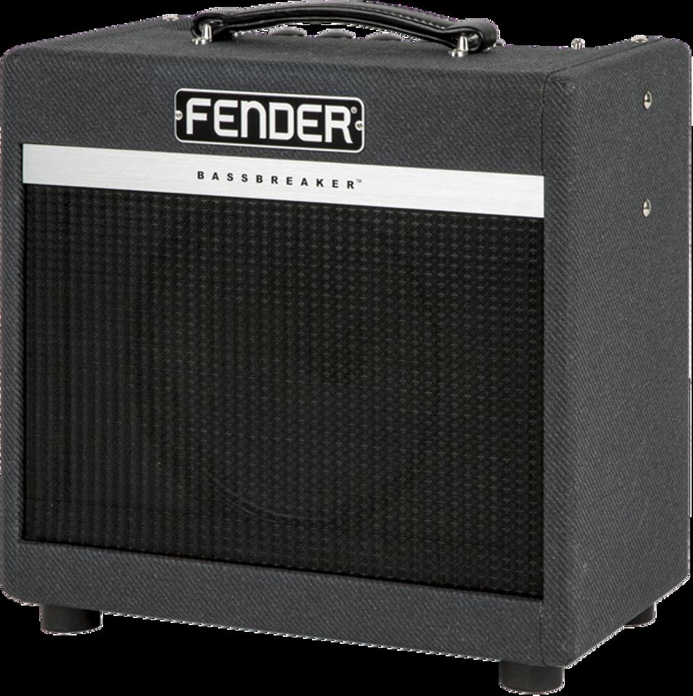 Fender Bassbreaker 007 Combo Guitar Amplifier - 7 Watts Tube Amp - View 5