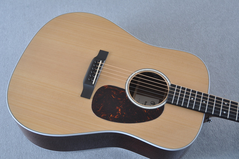 Martin Road Series - Acoustic Electric Guitar D-13E - 2254899 - View 6