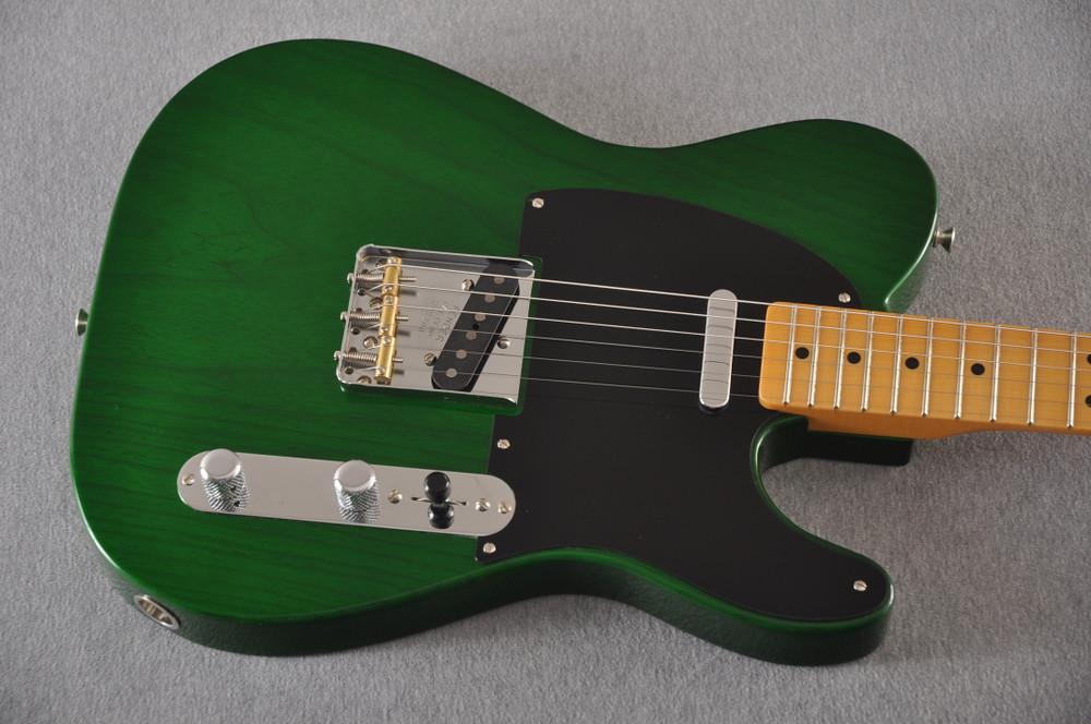 Fender Nocaster Custom Shop 51 NOS Emerald Green 7 lbs 2.3 oz - View 4