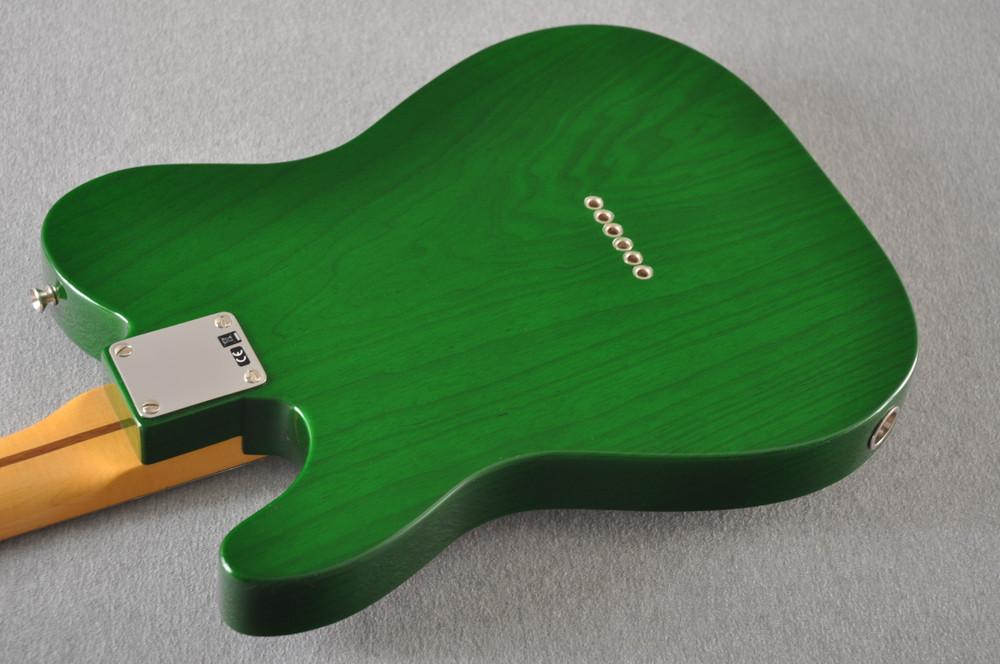 Fender Nocaster Custom Shop 51 NOS Emerald Green 7 lbs 2.3 oz - View 9