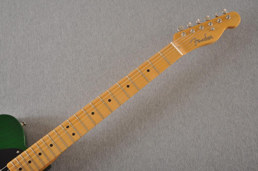 Fender Nocaster Custom Shop 51 NOS Emerald Green 7 lbs 2.3 oz - View 8