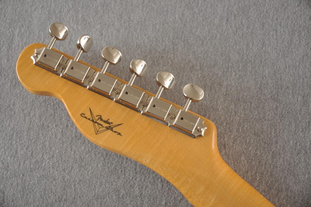 Fender Nocaster Custom Shop 51 NOS Emerald Green 7 lbs 2.3 oz - View 6