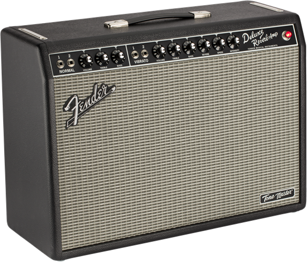 Fender Tone Master Deluxe Reverb Guitar Amplifier - 22 Watts - View 5