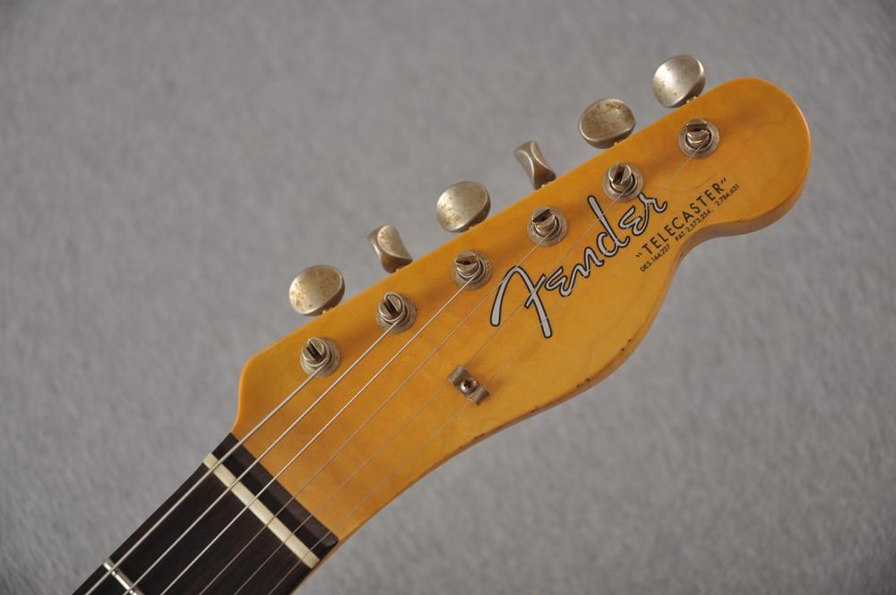 Fender Custom Shop '60s Telecaster Thinline Journeyman Relic - View 4