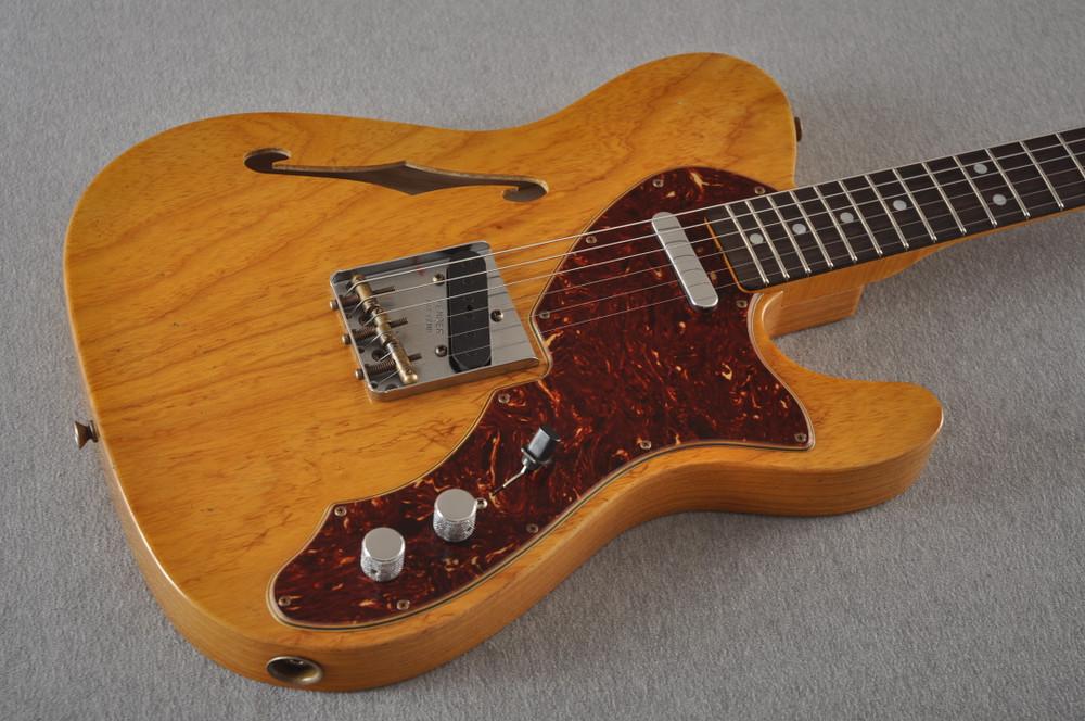 Fender Custom Shop '60s Telecaster Thinline Journeyman Relic