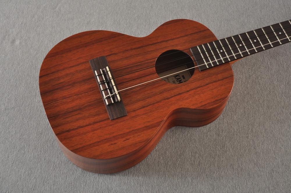 Kamaka Tenor 6 String Ukulele - Hawaiian Solid Koa HF-36 - 200848