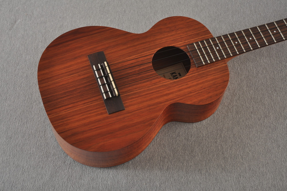 Kamaka Tenor Ukulele HF-3 - Solid Hawaiian Koa - 200998
