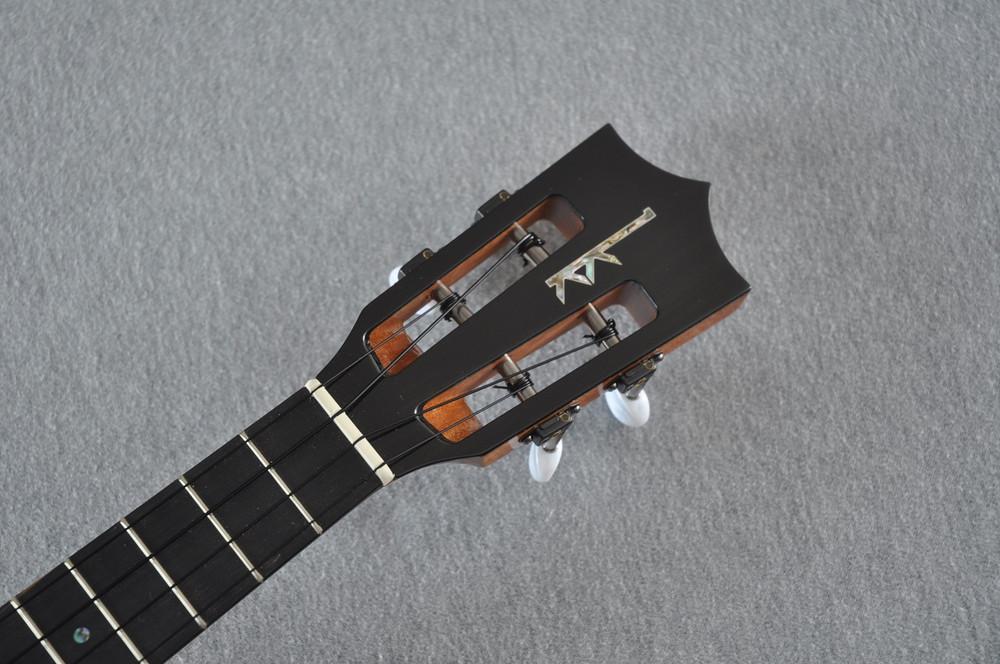 Kamaka Concert Deluxe Ukulele HF-2 D2i - Solid Koa - Slotted Head - 170362 - View 2
