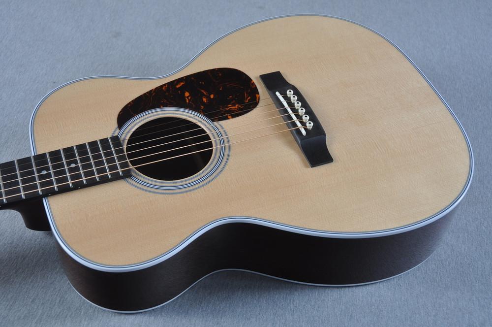 2016 Martin Custom Shop 00-28 Guatemalan Acoustic Guitar #2054111 - Reverse Beauty