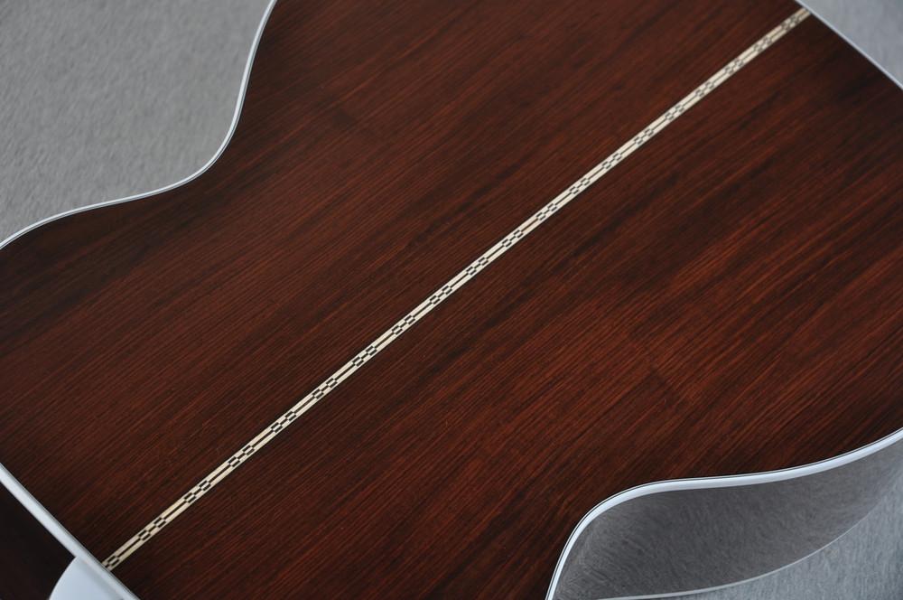 2016 Martin Custom Shop 00-28 Guatemalan Acoustic Guitar #2054111 - Back Angle