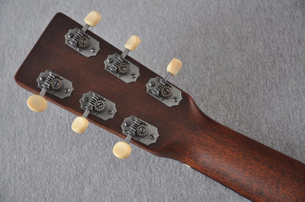 Martin Custom Shop 00-28 Slope Adirondack Indian Rosewood Autumn Sunset #2166940 - Back Headstock