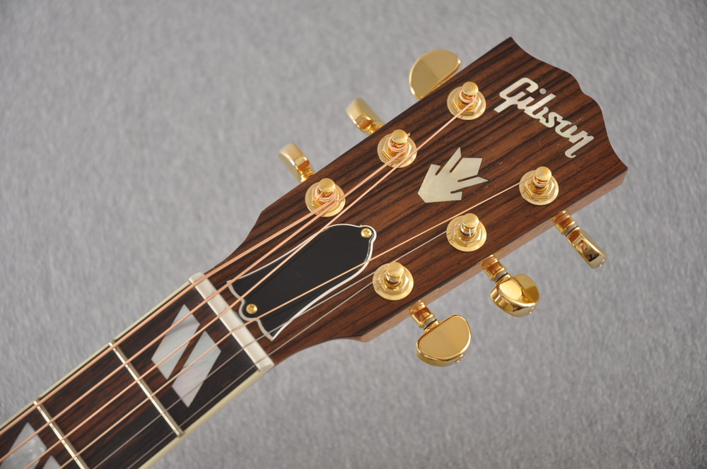 Gibson Cutaway Acoustic Guitar Songwriter Electric LR Baggs - View 4